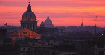 tramonto-romano